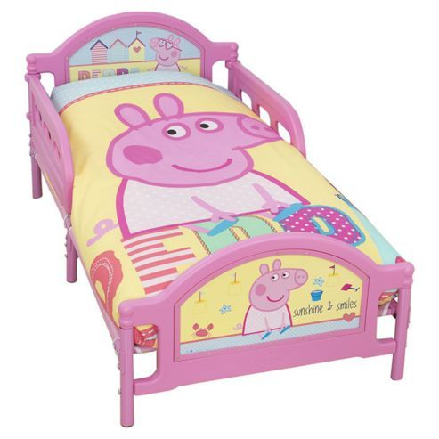 Peppa Pig Toddler/Junior Bed