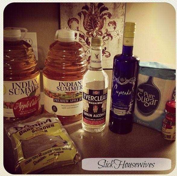Apple+Pie+Moonshine+Recipe | Apple Pie Moonshine Recipe - Slick Housewives