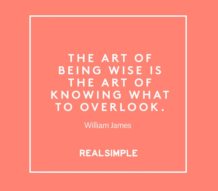 Inspiring words from William James.