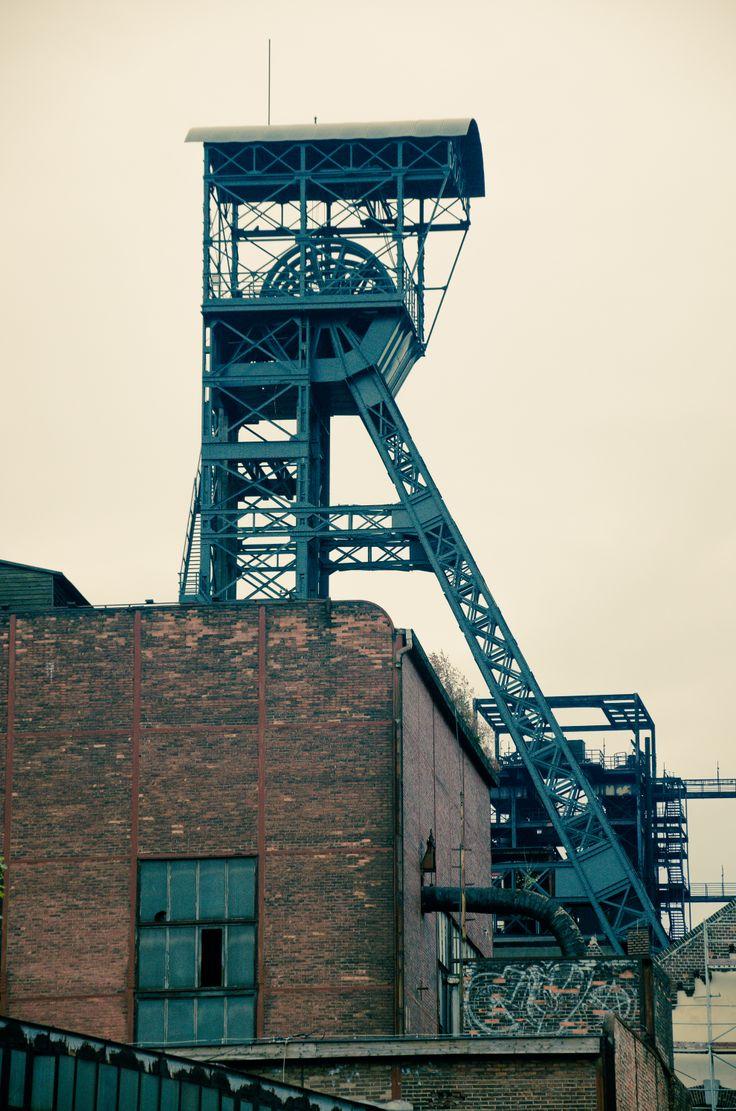 Hlubina - abandoned mine