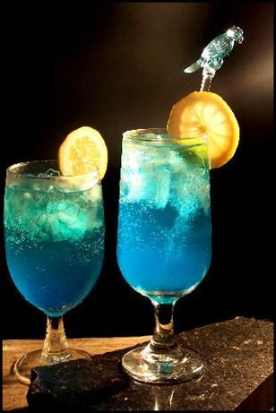 Electric Lemonade Recipe - Food.com - 174294...I love summer!  Great time to try new recipes :o)