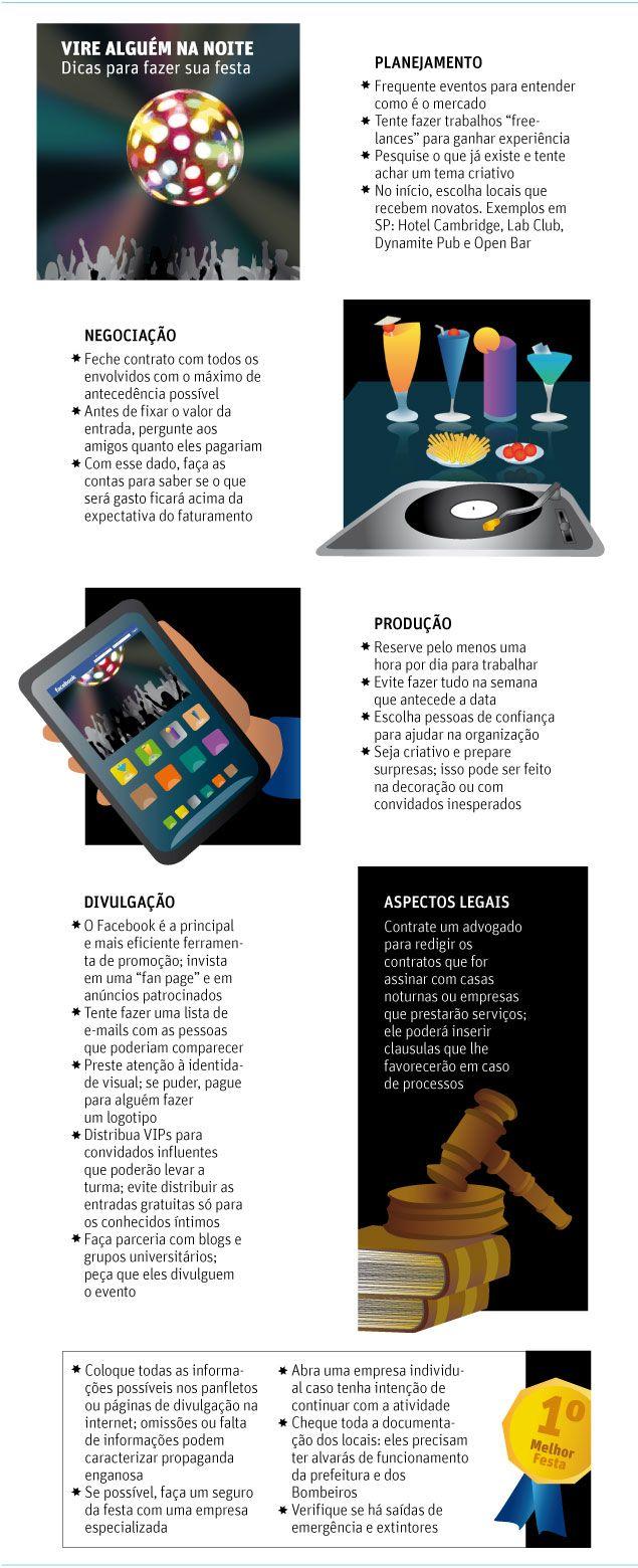 Folha de S.Paulo - Classificados - Empregos - Jovens adotam produção de festas como segundo emprego - 30/06/2013