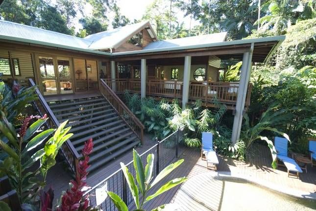 janbal rainforest retreat, a Daintree House | Stayz