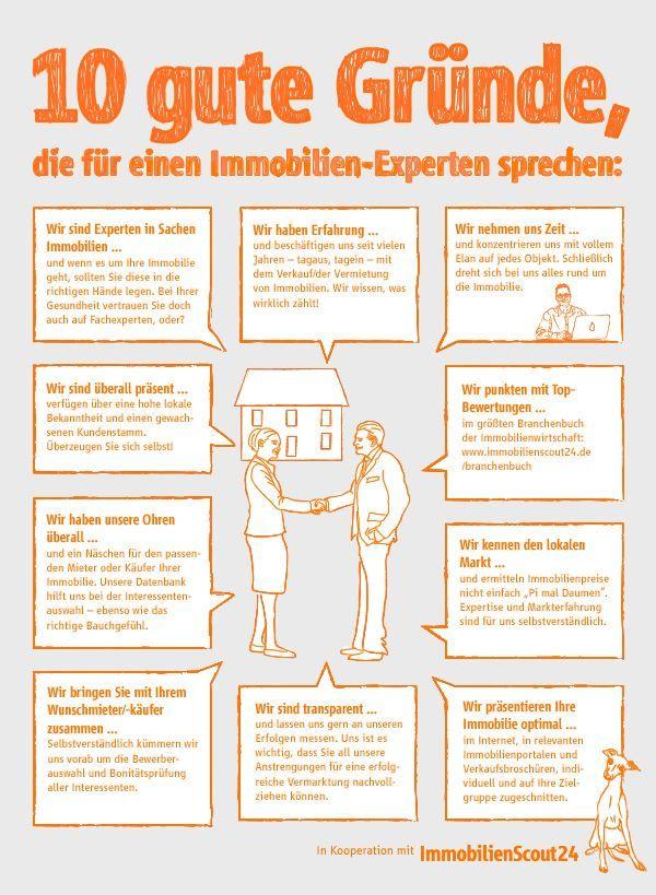 Warum es sinnvoll ist mit einem Immobilienmakler zusammen zuarbeiten. Sie suchen einen kompetenten Ansprechpartner? Schauen Sie auf www.steinbach-immobilienservice.de . – Sebastian Steinbach Immobilien