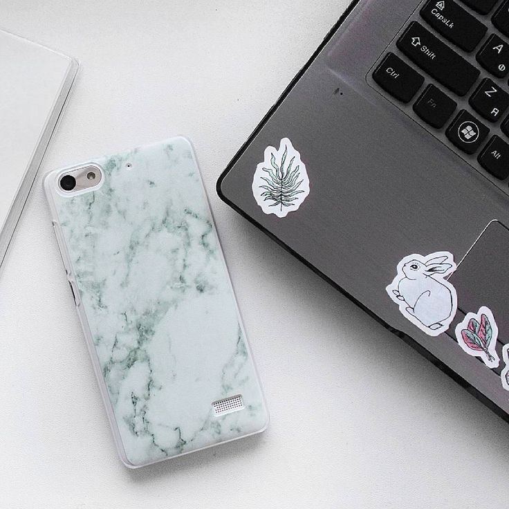 minimal style white black purejulia stickers marble  phone case