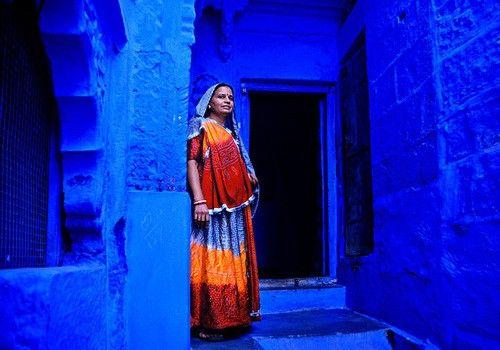 Jodhpur, India - The Blue City