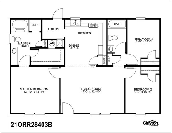 3fb5d8f1c55ec789e3494b7323c78b2f--home-floor-plans-mobile-homes Painting Over Mobile Home Wallboard on painting inside a mobile home, painting interior of manufactured home, painting a mobile home interior, painting inside of mobile home, painting mobile home walls, painting over paneling mobile home, painting rooms of mobile homes, painting over aluminum mobile home,