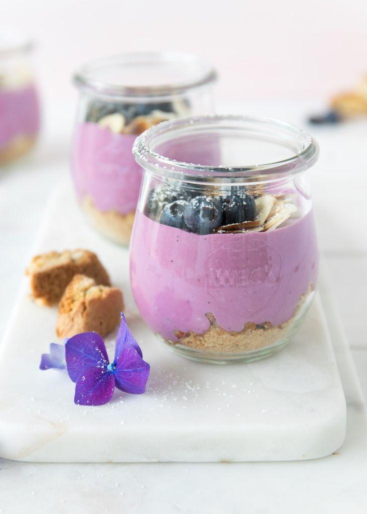 Cantuccini-Beeren-Dessert