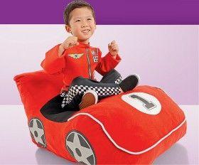Life Pop Lounge Expanding Foam Furniture - Race Car*