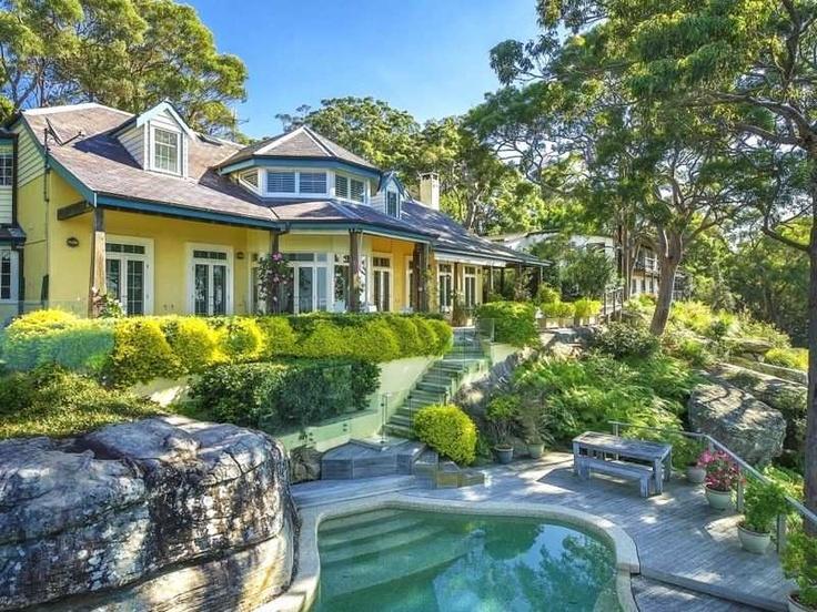 Australian Colonial style