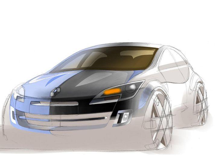 Renault Megane 08