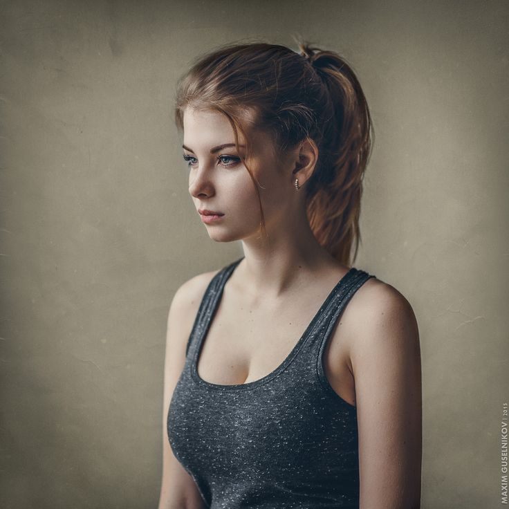 Irina by Maxim  Guselnikov on 500px