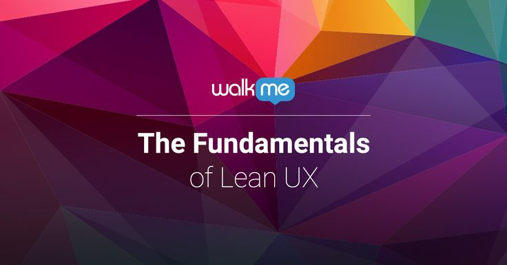 Lean UX is based on lean development, and the goal of lean development is to cut any element in the product development cycle not strictly necessary.