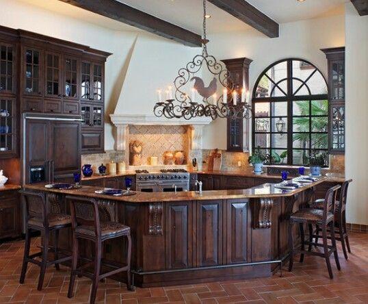 Best 25 hacienda kitchen ideas on pinterest spanish - Cornerstone kitchens and bathrooms ...