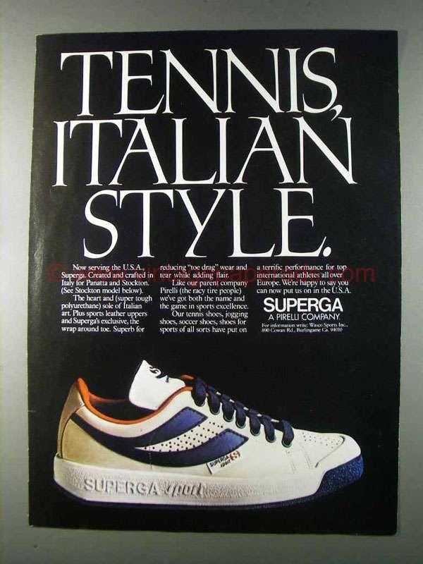 DN0056-1980 Superga Sport Stockton Shoe
