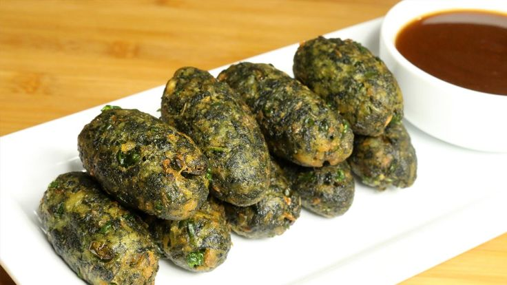 Hara bhara kabab is a popular tasty treat in Indian restaurants. This spicy delicious snack is deep fried maid with spinach and potatoes flavored with spice mix. Hara bhara kabab is crispy outside and soft inside. Hara Bhara Kebabs are absolutely delicious and looks like cutlets.