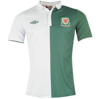 Umbro Wales Away Shirt 2012 2013 - SportsDirect.com £14.99