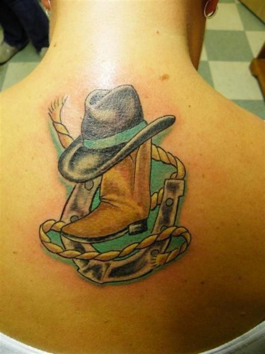157 best images about tattoes horses an western an rodeo for Country tattoo ideas