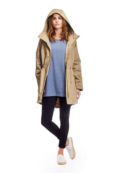 #makia #fishtail #jacket