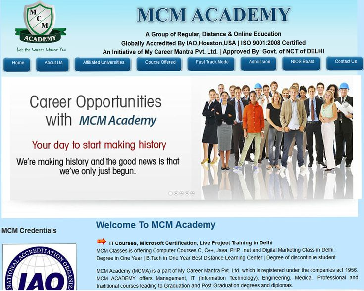 MCM Academy is offering all kinds of Distance courses in one year. It is better option for failure student. We offering all kinds of degree regular mode or distance mode and also giving passing grantee. To know more call me at: - Call Now: +919999-13-7074.9999380958.