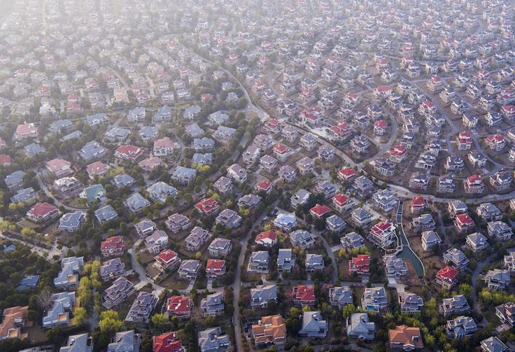 Villas in wuhan city,the central of china,2016. by Ke Hao on 500px