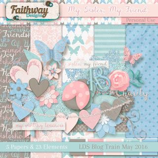 FREE My Sister, My Friend by Faithway Designs
