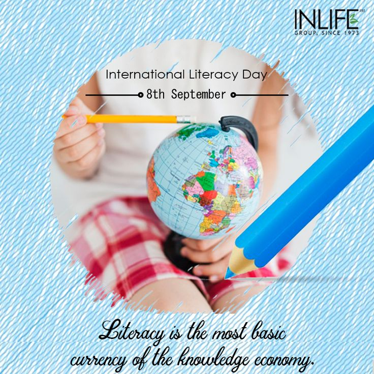 A child who reads will be an adult who thinks. #InternationalLiteracyDay