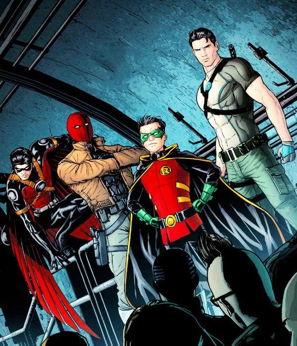 Bat Boys in Grayson #15