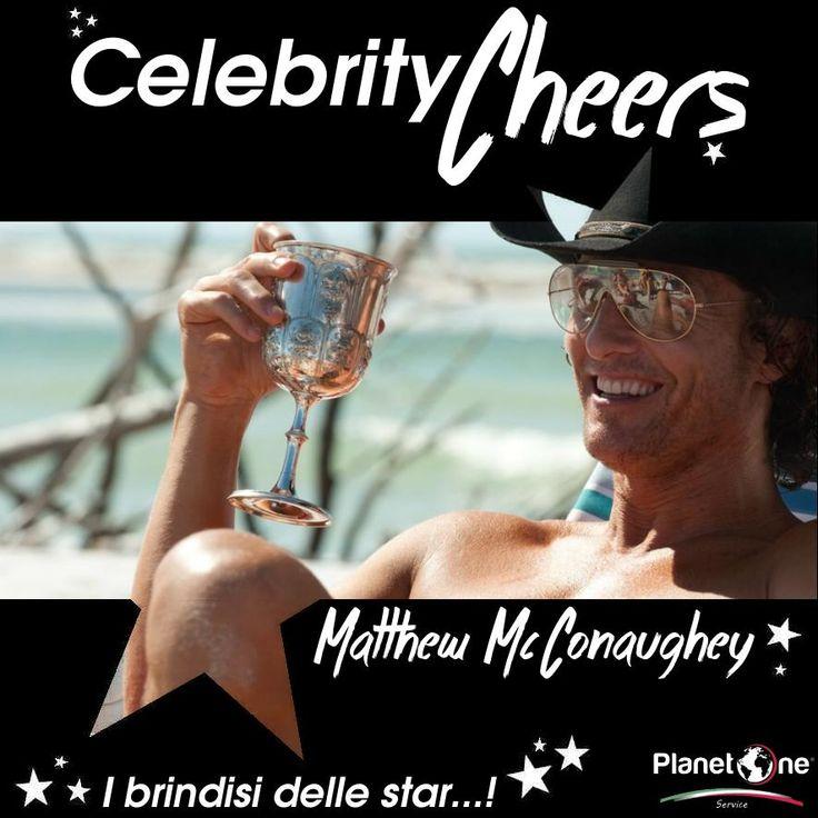 McConaughey, un nome (quasi impronunciabile!) e una garanzia di divertimento ed azione. Non contento di essersi avventurato fra i deserti del Sahara e nelle isole della Florida, si è dato alla pubblicità di raffinati profumi ma a noi piace con un bel calice vagamente old style, preso a sorseggiare cocktail!