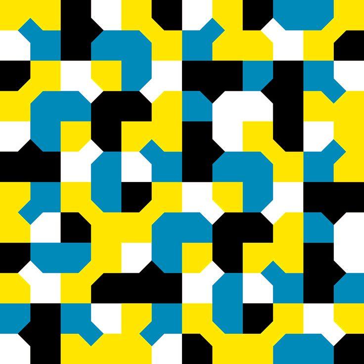 geometric brights : Munari