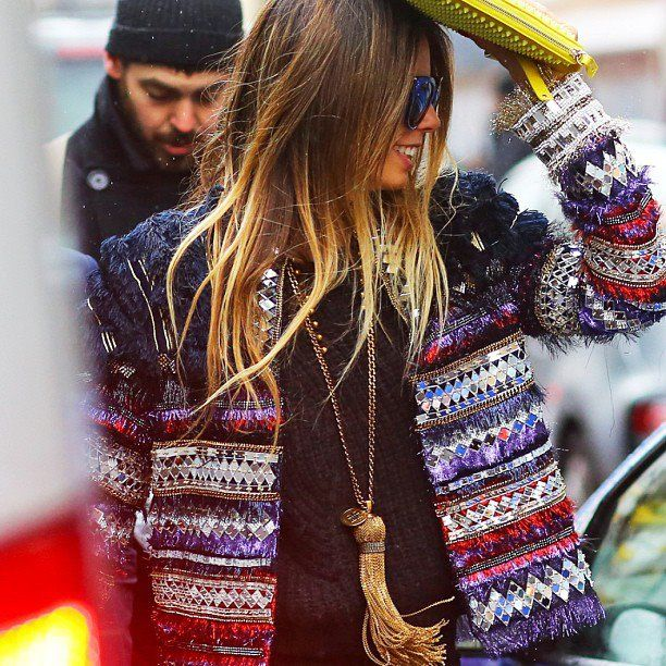 Fashion Obseshion: Etnic