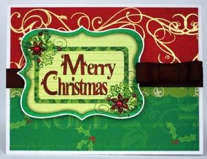 23 Homemade Christmas Cards...Designs for kids, co-workers, religious friends, and a collection of our best loved Christmas card layouts