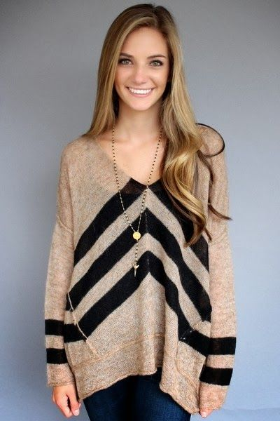 Taupe black twelve roses oversized pullover for fall