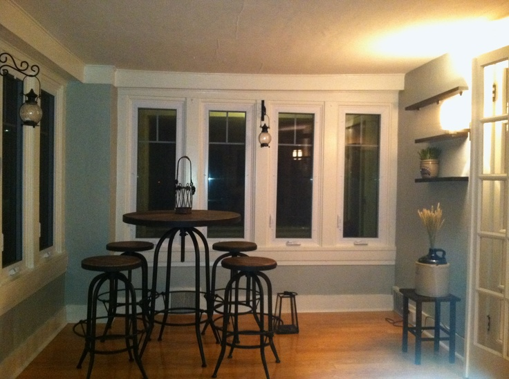 Benjamin Moore Tranquility Indoor Porch Paint Colors