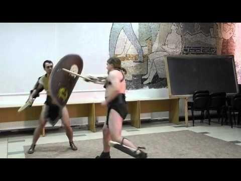 Virtus Antiqua workshop - YouTube
