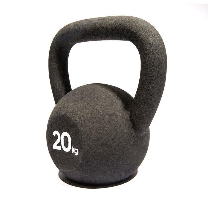 Adidas kettlebell 20kg  Description: De Adidas Kettle Bell is een uitgebalanceerde heavy-duty constructie. De grip is comfortabel en breed waardoor er een grote variatie aan oefeningen toegepast kan worden tijdens je training Beschikbaar in de gewichten:kg 4kg 8kg 12kg 16kg 20kg 24kg  Price: 149.90  Meer informatie
