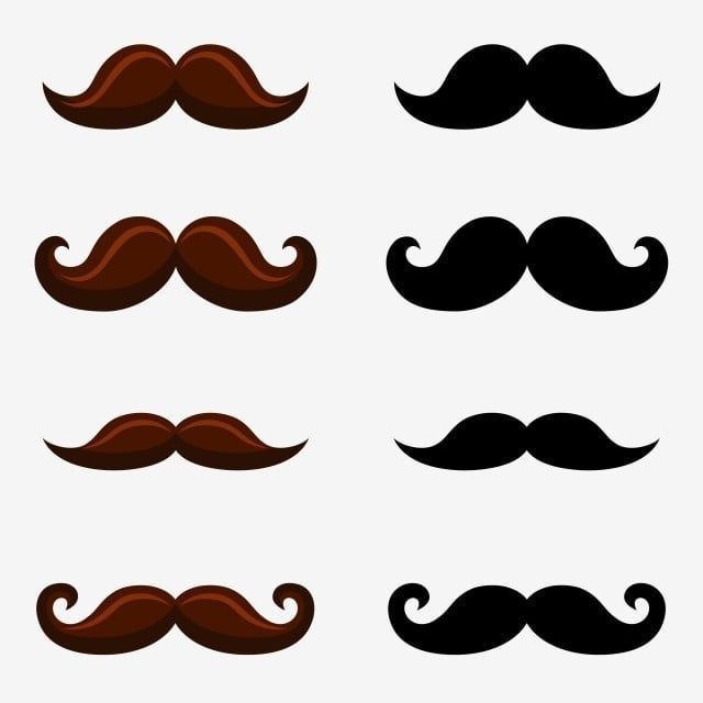 Moustaches Collection Collection Icons Moustache Beard Png Transparent Clipart Image And Psd File For Free Download Moustache Beard Clipart Man Clipart