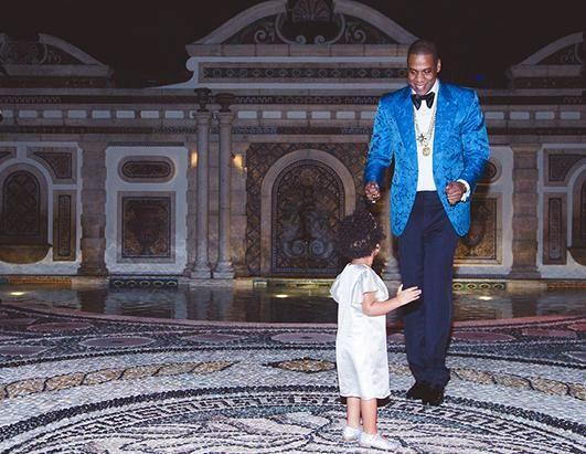 Beyoncé Shares Intimate Family Photos - The Life and Times of Beyoncé