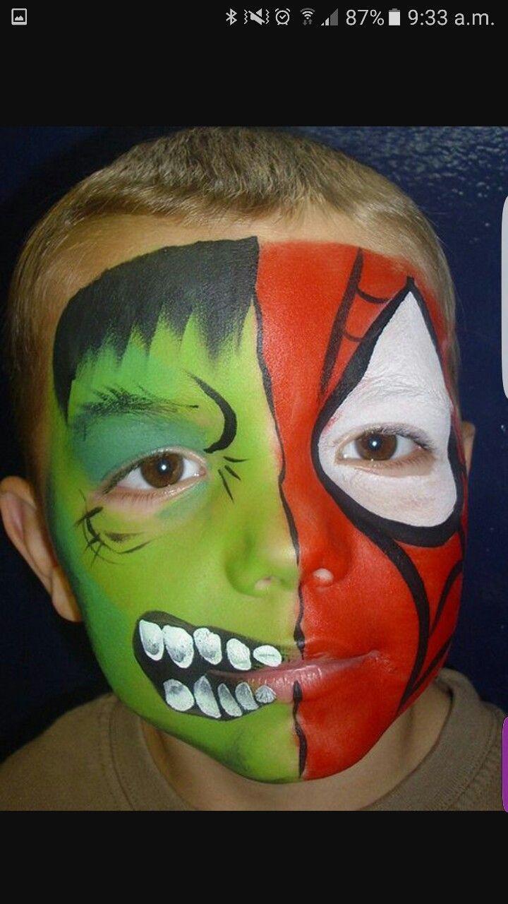 8 mejores imágenes de Maquillaje Halloween para niños en Pinterest ...