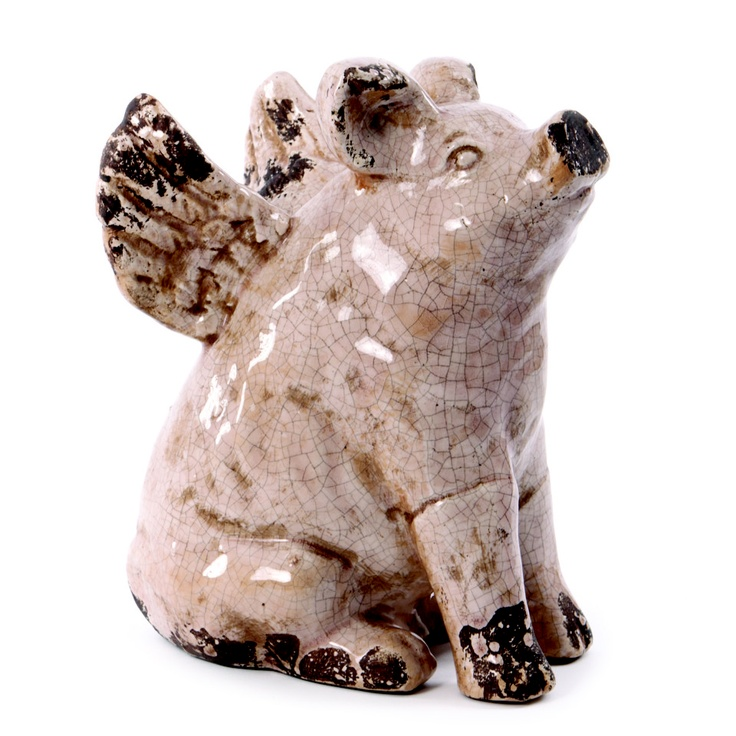 Love This Ceramic Pig Garden Statue By Willow Group On