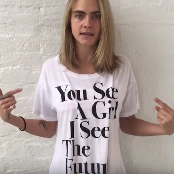 Cara Delevingne Is Now A Champion For Global Female Empowerment - http://oceanup.com/2016/10/04/cara-delevingne-is-now-a-champion-for-global-female-empowerment/