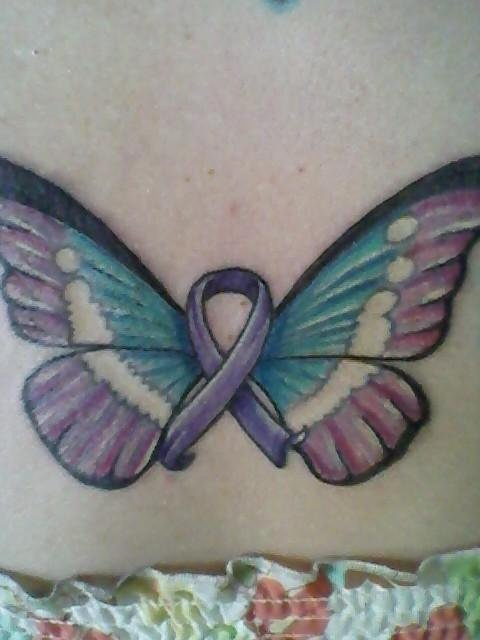 I love this idea!!! for a Epilepsy tattoo