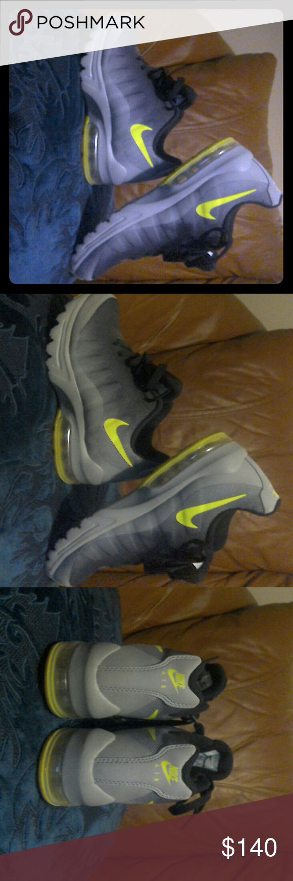 Only wore once. N everything i have has girly colo Air max 360 nike Shoes Sneakers