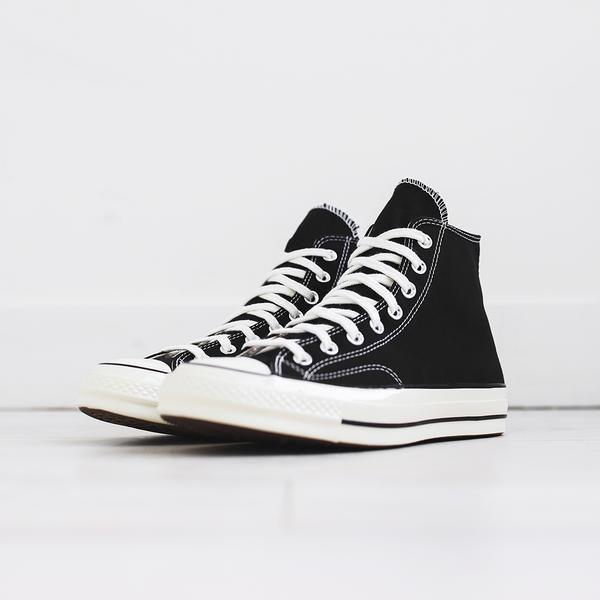 Converse Chuck Taylor  70 High - Black   Egret - 3.5  4327c3638