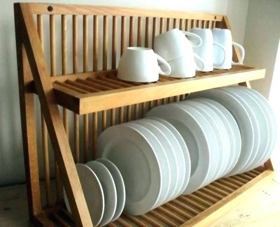 Kitchen Cabinet With Plate Rack Kitchen Plates Rack Wall Plate