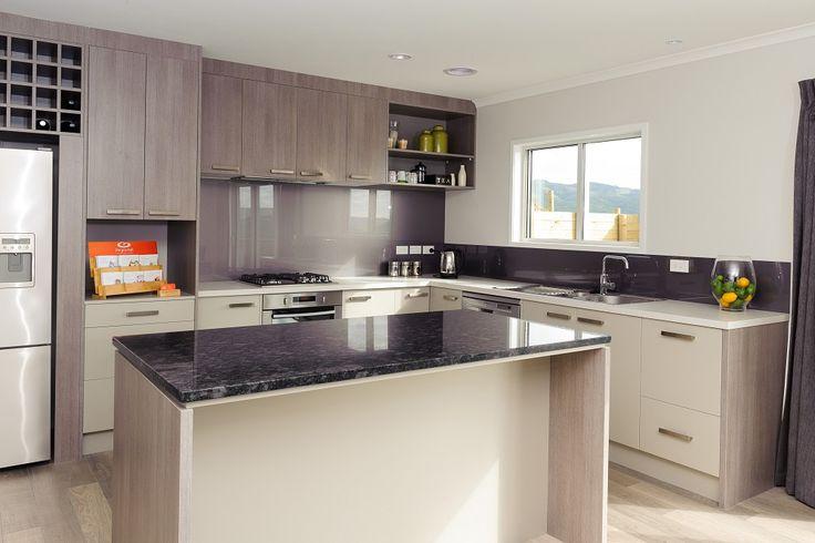 31 best images about around nz in kitchen designs on for Show kitchen islands