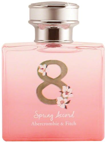 8 Spring Accord by Abercrombie & Fitch - replacement for Benetton's Tribu
