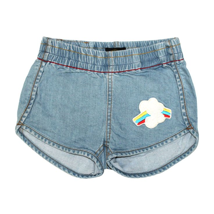 Rock Your Kid S16 Rainbow Racer Shorts (PRE ORDER) – My Messy Room