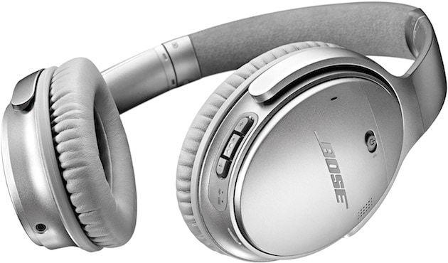 Test du casque Bluetooth QuietComfort 35 de Bose