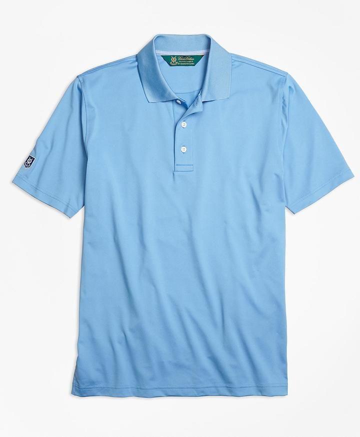 St Andrews Links Golf Polo Shirt